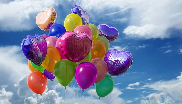 We need to say no to balloon releases